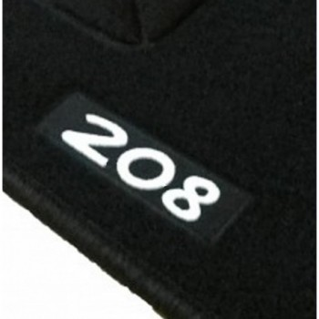Alfombrillas Peugeot 208 a medida (2020-actualidad)