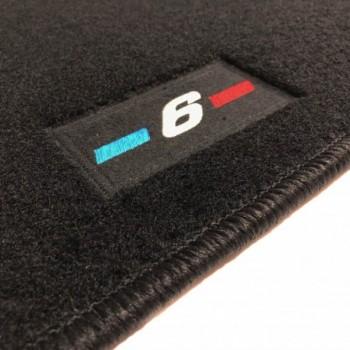 Alfombrillas BMW Serie 6 GT a medida logo