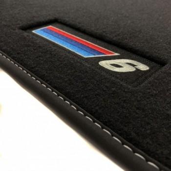 Alfombrillas BMW Serie 6 F06 Gran Coupé (2012 - actualidad) Velour M Competition