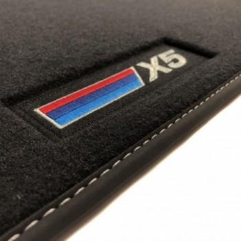 Alfombrillas BMW X5 F15 (2013 - 2018) Velour M Competition