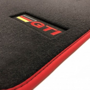 Alfombrillas Volkswagen Golf 6 (2008-2012) Velour GTI