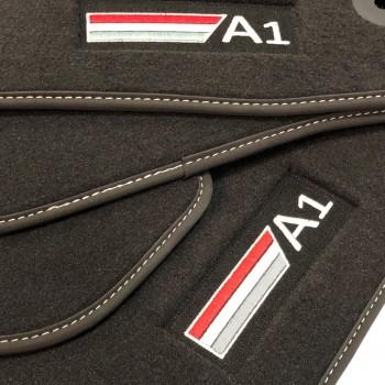 Alfombrillas Audi A1 (2010-2018) velour