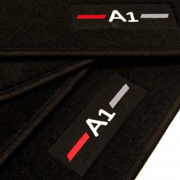 Alfombrillas Audi A1 (2018 - actualidad) a medida