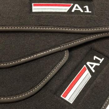 Alfombrillas Audi A1 (2018 - actualidad) velour