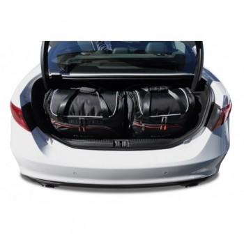 Kit de maletas a medida para Alfa Romeo Giulia