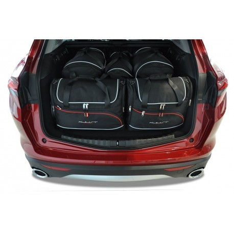 Kit de maletas a medida para Alfa Romeo Stelvio