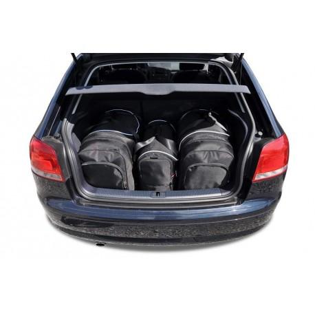 Kit de maletas a medida para Audi A3 8P Hatchback (2003 - 2012)