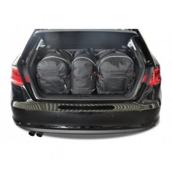 Kit de maletas a medida para Audi A3 8V Hatchback (2013 - actualidad)
