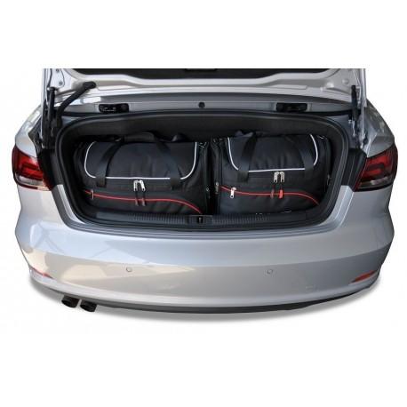Kit de maletas a medida para Audi A3 8V7 Cabriolet (2014 - actualidad)