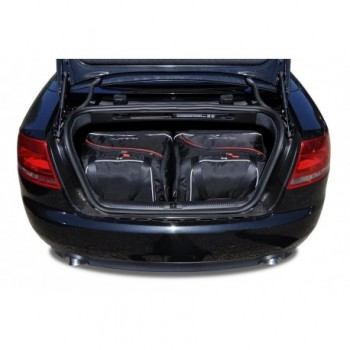 Kit de maletas a medida para Audi A4 B7 Cabriolet (2006 - 2009)