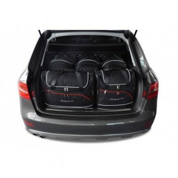 Kit de maletas a medida para Audi A4 B8 Avant (2008 - 2015)