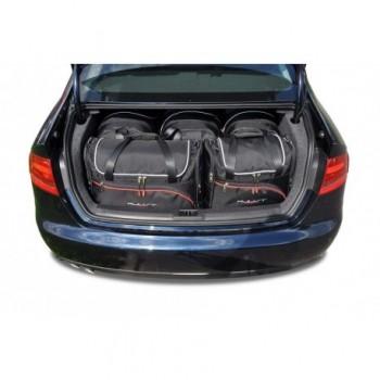 Kit de maletas a medida para Audi A4 B8 Sedán (2008 - 2015)