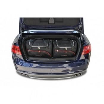 Kit de maletas a medida para Audi A5 8F7 Cabriolet (2009 - 2017)