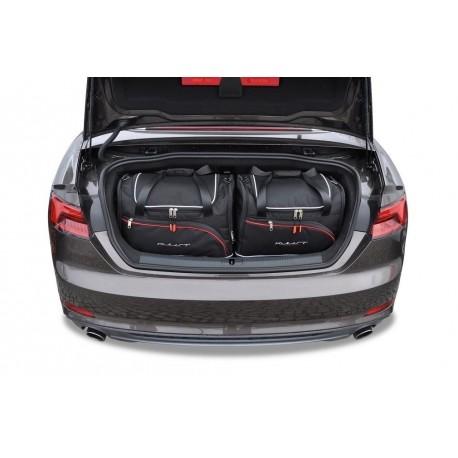 Kit de maletas a medida para Audi A5 F57 Cabriolet (2017 - actualidad)