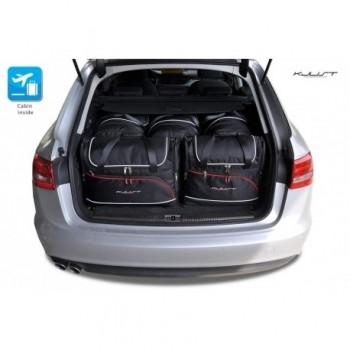 Kit de maletas a medida para Audi A6 C7 Allroad Quattro (2012 - 2018)