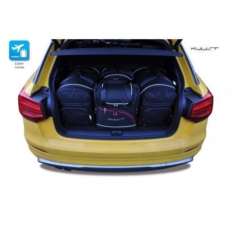 Kit de maletas a medida para Audi Q2