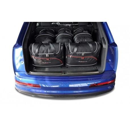 Kit de maletas a medida para Audi Q7 4M 5 plazas (2015 - actualidad)