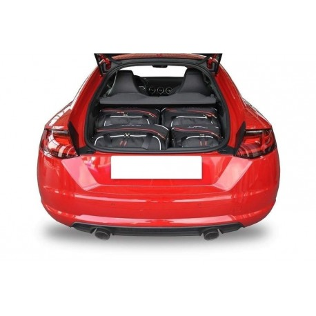 Kit de maletas a medida para Audi TT 8S (2014 - actualidad)