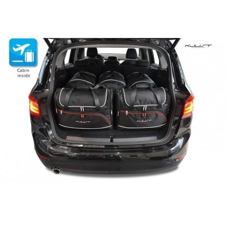 Kit de maletas a medida para BMW Serie 2 F46 5 asientos (2015 - actualidad)