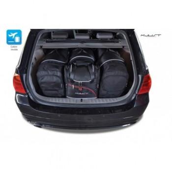 Kit de maletas a medida para BMW Serie 3 E91 Touring (2005 - 2012)