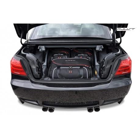 Kit de maletas a medida para BMW Serie 3 E93 Cabrio (2007 - 2013)