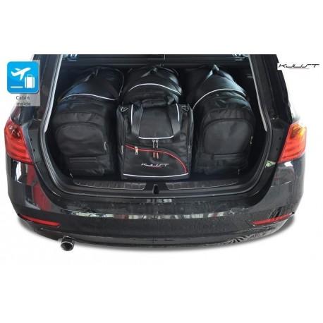 Kit de maletas a medida para BMW Serie 3 F31 Touring (2012 - actualidad)