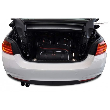 Kit de maletas a medida para BMW Serie 4 F33 Cabrio (2014 - actualidad)