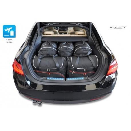 Kit de maletas a medida para BMW Serie 4 F36 Gran Coupé (2014 - actualidad)
