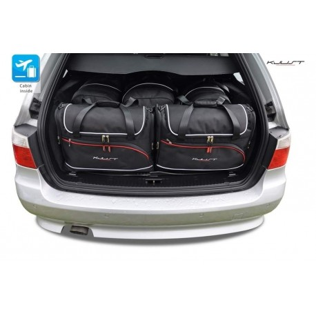 Kit de maletas a medida para BMW Serie 5 E61 Touring (2004 - 2010)