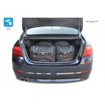 Kit de maletas a medida para BMW Serie 5 F10 Restyling Berlina (2013 - 2017)