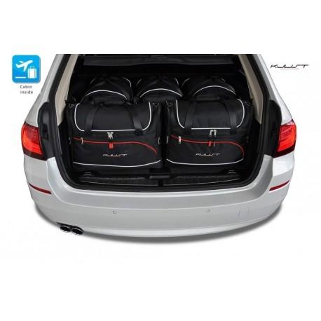 Kit de maletas a medida para BMW Serie 5 F11 Restyling Touring (2013 - 2017)