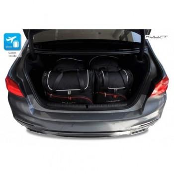 Kit de maletas a medida para BMW Serie 5 G30 Berlina (2017 - actualidad)