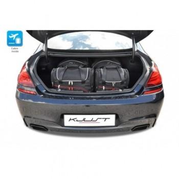Kit de maletas a medida para BMW Serie 6 F06 Gran Coupé (2012 - actualidad)