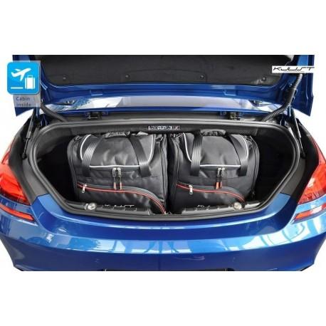 Kit de maletas a medida para BMW Serie 6 F12 Cabrio (2011 - actualidad)