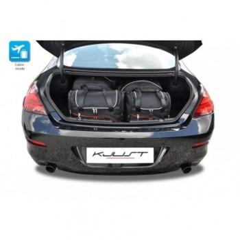 Kit de maletas a medida para BMW Serie 6 F13 Coupé (2011 - actualidad)