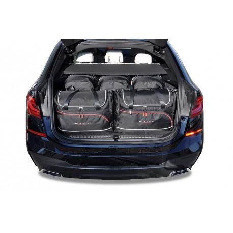 Kit de maletas a medida para BMW Serie 6 G32 Gran Turismo (2017 - actualidad)