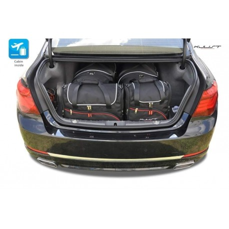 Kit de maletas a medida para BMW Serie 7 F01 corto (2009-2015)