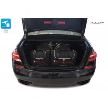 Kit de maletas a medida para BMW Serie 7 G11 corto (2015-actualidad)