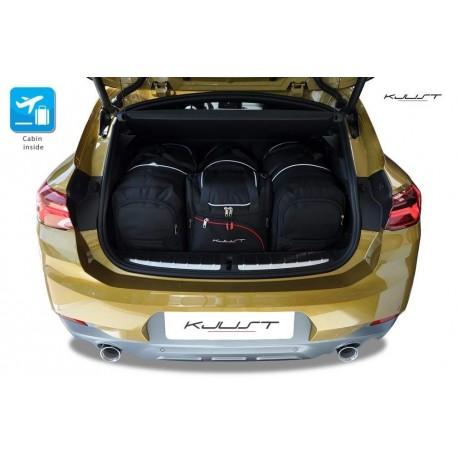 Kit de maletas a medida para BMW X2