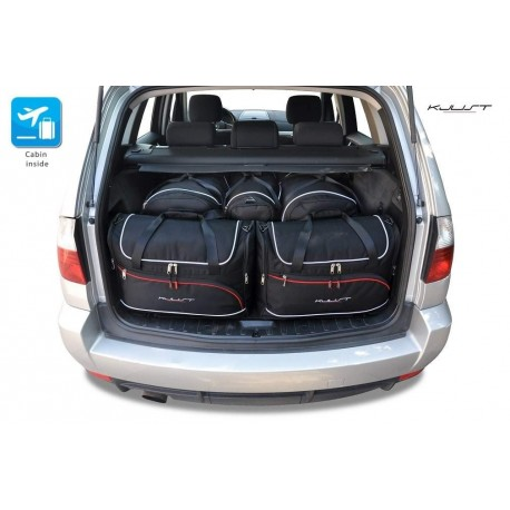 Kit de maletas a medida para BMW X3 E83 (2004 - 2010)