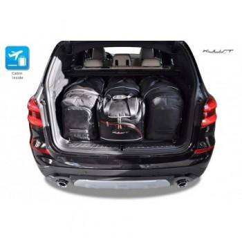 Kit de maletas a medida para BMW X3 G01 (2017 - actualidad)
