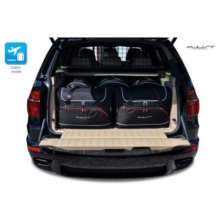 Kit de maletas a medida para BMW X5 E70 (2007 - 2013)