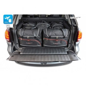 Kit de maletas a medida para BMW X5 F15 (2013 - 2018)