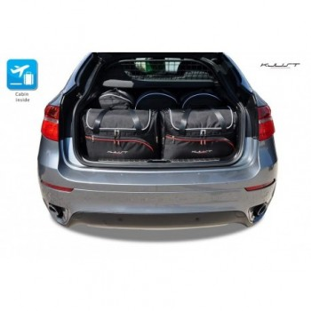 Kit de maletas a medida para BMW X6 E71 (2008 - 2014)