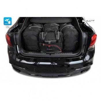 Kit de maletas a medida para BMW X6 F16 (2014 - 2018)