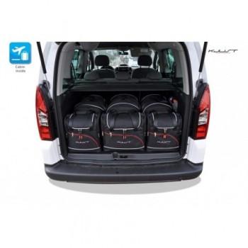 Kit de maletas a medida para Citroen Berlingo (2008 - 2018)