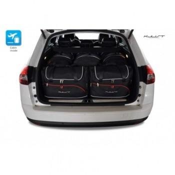 Kit de maletas a medida para Citroen C5 Tourer (2008 - 2017)
