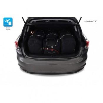 Kit de maletas a medida para Fiat Tipo 5 puertas (2017 - actualidad)