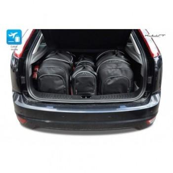 Kit de maletas a medida para Ford Focus MK2 3 o 5 puertas (2004 - 2010)