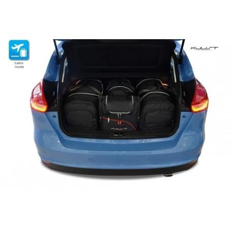 Kit de maletas a medida para Ford Focus MK3 3 o 5 puertas (2011 - 2018)